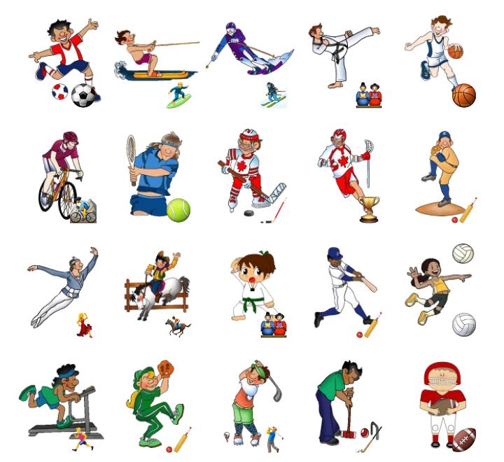 Картинка любого вида спорта